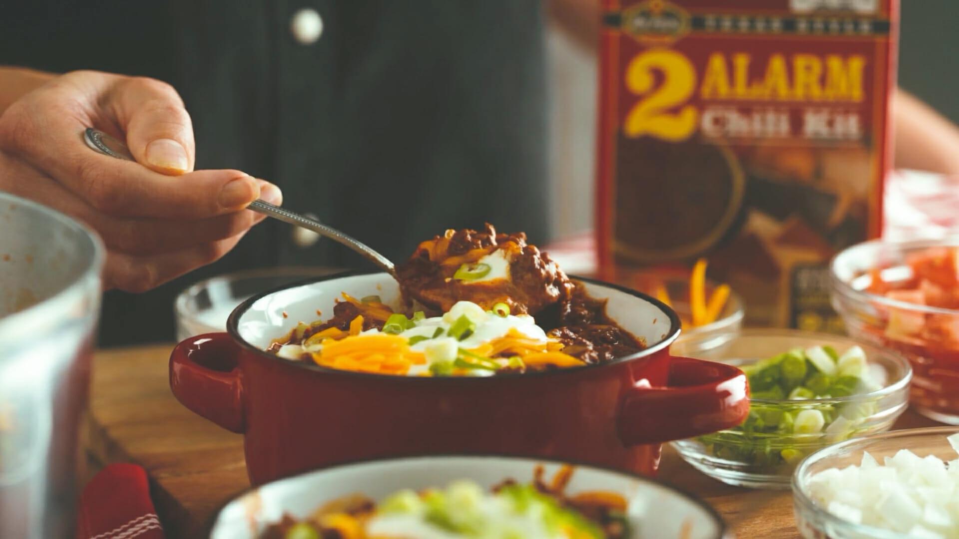 Wick Fowler Original Famous Chili Recipe Recipe Reily Products
